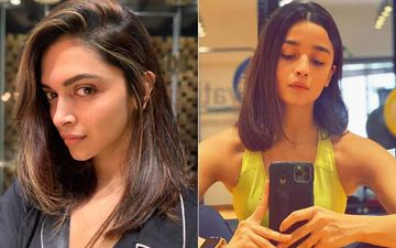 Deepika Padukone Or Alia Bhatt Who Slayed It In The Quarantine Haircut Look Better?