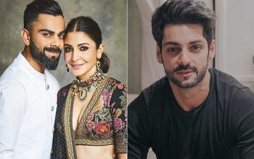 Virat Kohli Says 'Tujhe Badi Hassi Aa Rahi Hai Saale' Replying To Karan Wahi's Reaction On Dinosaur Video Shared By Anushka Sharma