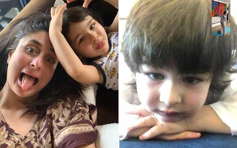 Taimur Ali Khan Video Calls Cousin Kiaan Kapur During His Taekwondo Class; Kareena Kapoor Khan Shares Pic Of Boys Bonding