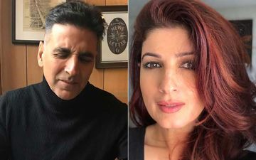 Akshay Kumar Says 'Please Mere Pet Pe Laat Mat Maro' As Twinkle Khanna Gets Upset Over Not Being Tagged In PadMan Post