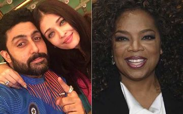 When Abhishek Bachchan-Aishwarya Rai Bachchan Gave A Savage Reply To Oprah Winfrey On Being Asked Why They Live With Parents-WATCH