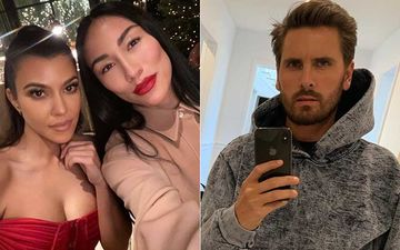 Kourtney Kardashian Thanks Her 'Wife' Stephanie Suganami For Gifting Scented Candles; Is Scott Disick Listening?