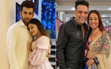 Jay Bhanushali-Mahhi Vij, Krushna Abhishek And Kashmera Shah And Others: TV Celebrities Who Secretly Tied The Knot And Gave Fans A Surprise