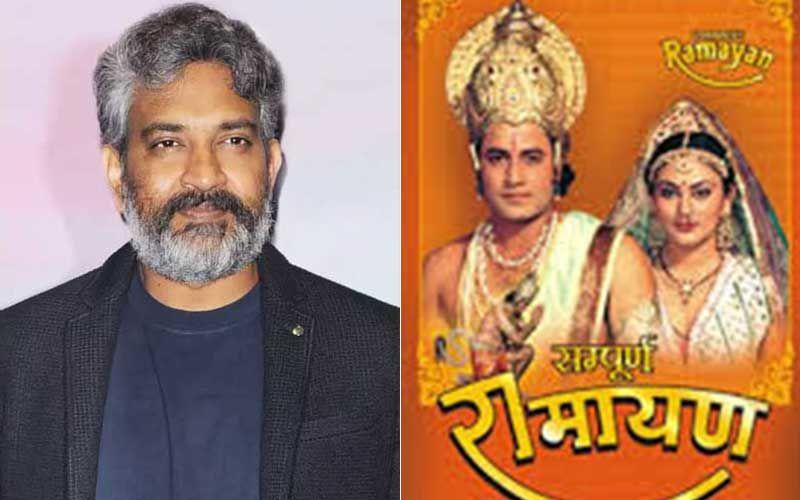 Fans Demand Ramayan On The Big Screen From Baahubali Hitmaker; Trend #RajamouliMakeRamayan On Social Media