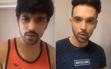 Parth Samthaan Gets An Epic Makeover During The Lockdown; Looks Super Hot In His Latest Hairdo