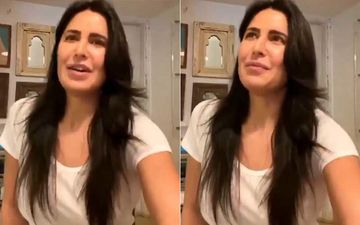 Katrina Kaif's Expressions Are Winning The Internet As She Accidentally Goes Live On Social Media-WATCH