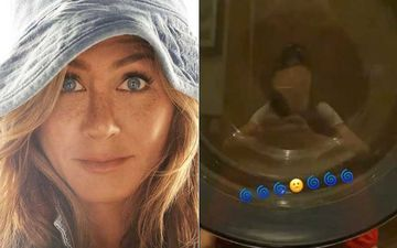 Jennifer Aniston Is 'Bored In The House' And Is Watching Her Washing Machine Spin To Kill Time; Relatable Much?