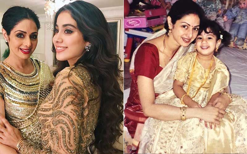 Mother's Day 2020: Janhvi Kapoor Reveals The Last Conversation She Had With Her Mom Sridevi; Deets INSIDE