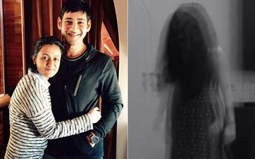Mahesh Babu's Wife Namrata Shirodkar Witnesses Some Paranormal Activity At Home Amid Lockdown; Says 'Conjuring In The House'- WATCH