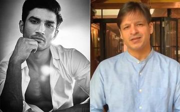 Sushant Singh Rajput Cremated: Vivek Oberoi Attends Last Rites, Says 'We Should Really Take Care Of Our Mental Health, Especially In A Situation Like This'