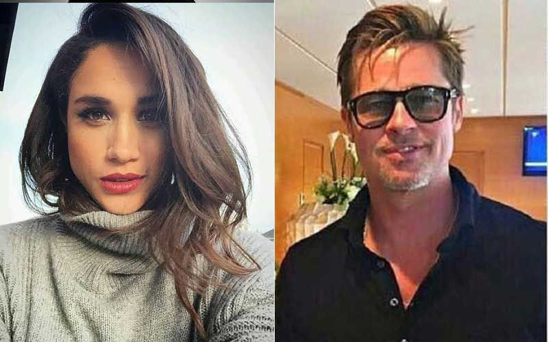 Is Meghan Markle Is Constantly Pestering Brad Pitt For A Role In A Movie? Read The Truth