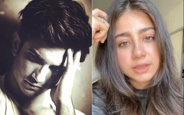 Sushant Singh Rajput Demise: Yeh Hai Mohabbatein's Aditi Bhatia Slams Fake People Who Posted On Social Media; Says 'I Wish They Picked Up Your Call'