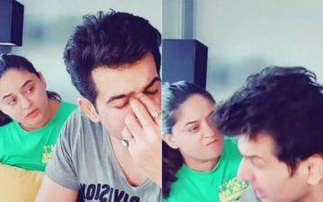 Jay Bhanushali Says 'Jail Zaada Easy Hota' As He Gets Beaten-Up By Wife Mahhi Vij; WATCH The Hilarious Video