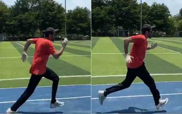 Anil Kapoor Says 'Back At It' As He Resumes His Outdoor Running Sessions; Shares Monday Motivation Video