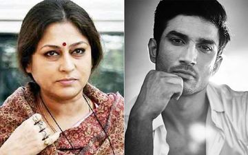 Sushant Singh Rajput Death: Roopa Ganguly Requests For A CBI Investigation; Questions How Actor's Demise Was Declared A 'Suicide' Without A Note?