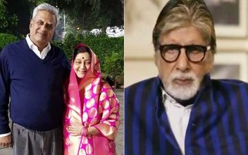 Sushma Swaraj's Husband Swaraj Kaushal Says 'Bollywood Is Now Galiwood'; Requests Amitabh Bachchan To Restore Some Order