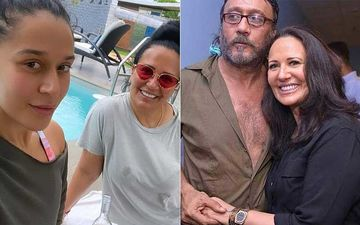 Tiger Shroff's Sister Krishna And Mommy Ayesha Join Jackie Shroff For A Blissed Out Day At The Family Farmhouse - PICS