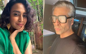 Swara Bhasker Lauds Karan Johar's Honesty Over Nepotism Clip; 'Karan Took The Question On The Chin And Answered In A Candid Manner'
