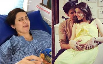 Sumeet Vyas Calls Wife Ekta Kaul 'Tomato Hater' As the New Mom Munches On Veggies Post Delivery - VIDEO