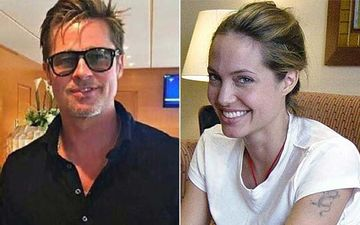 Brad Pitt Spotted At Ex Angelina Jolie's Residence For The Second Time Since Split; Vrooms Away On His Motorbike 3 Days Before Twins' Birthday