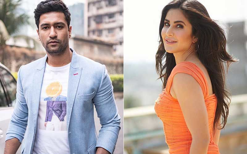 Vicky Kaushal's Throwback Video Saying 'Let Her Finish', As He Patiently Waits For Rumoured GF Katrina Kaif To Finish Speaking Is All Things Love- WATCH