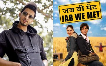 TikToker Faisal Shaikh Recreates Kareena Kapoor Khan And Shahid Kapoor's Romantic Song From Jab We Met; His Video Is All About Love