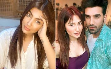 After Paras Chhabra Gets Rid of Ex-Akanksha's Tattoo; Mahira Sharma And He Flaunt Matching Bigg Boss Eye Tattoos