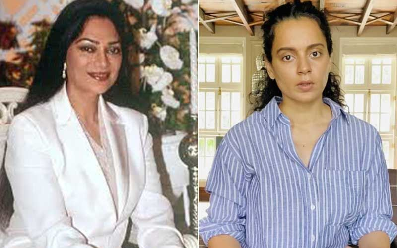 After Kangana Ranaut's EXPLOSIVE Claims, Simi Garewal Finds Strength To Open Up About A 'Powerful Person' Who Tried To DESTROY Her Career