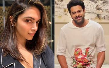 Deepika Padukone Announces Next Film With Baahubali Star Prabhas; Reveals She's 'Beyond Thrilled'-Video