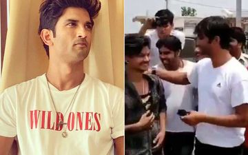 Sushant Singh Rajput Once Stopped In The Middle Of Nowhere To Listen To A Fan Sing A Song; Joins In To Croon Along-WATCH