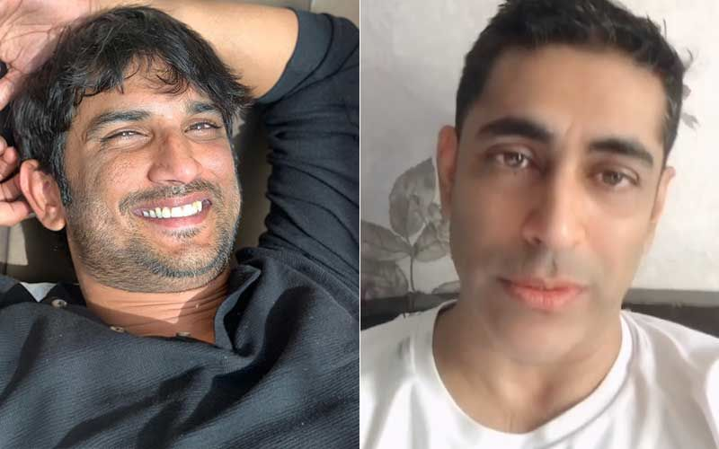 Sushant Singh Rajput Death: Actor Tarun Khanna Urges Fans To 'Be Responsible' And Not Hurl Abuses Online-WATCH