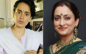 Kangana Ranaut's Tanu Weds Manu's On-Screen Mom Navni Parihar Reacts To Ranaut Ill-Behaving On Sets: 'Never Saw Her Misbehave With Anyone'