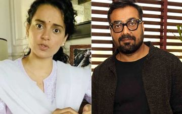 Kangana Ranaut Questions Anurag Kashyap's Apology Tweet For Tiger Shroff's Mom; Accuses Him Of 'Double Standards'