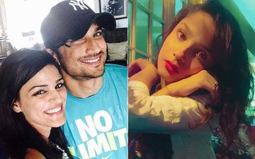 Ankita Lokhande Sends A Warm Virtual Hug To Sushant Singh Rajput's Sister As She Shares Last WhatsApp Chat With Him In Heart-Crushing Post