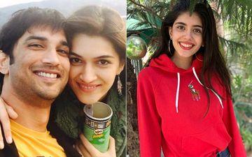 Kriti Sanon Birthday: Sushant Singh Rajput's Dil Bechara Co-Star Sanjana Sanghi Makes An Appreciation Post For His Rumoured Ex-Girlfriend