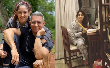 Aamir Khan's Daughter Ira Khan Moves Into A New House After Spending Her Lockdown Days With Dad; Shares Pics Of Her Space