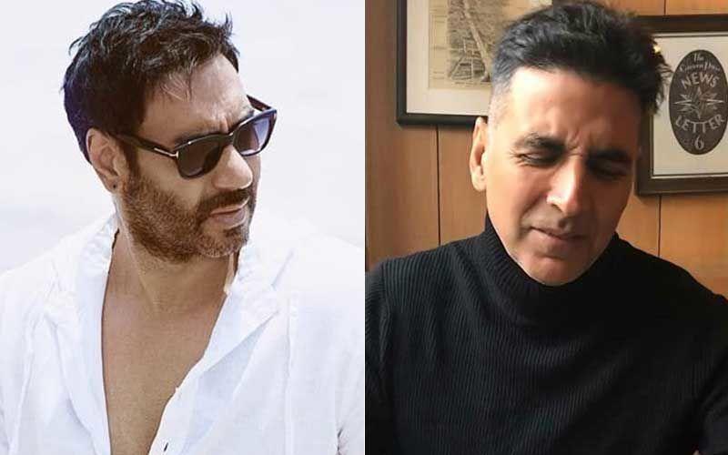 Ajay Devgn Announces A Film On Galwan Valley Martyrs; Netizens Have A Field Day Saying 'Akshay Kumar Ki Film Cheen Li'