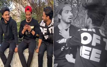 Post TikTok Ban In India, Faisal Shaikh Aka Mr Faisu Says 'Keep Going' As He Shares A Hilarious Video With His Squad-WATCH