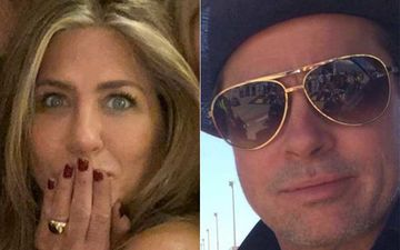 Jennifer Aniston And Brad Pitt Are All Set To Purchase A New Private Island Together?-Reports