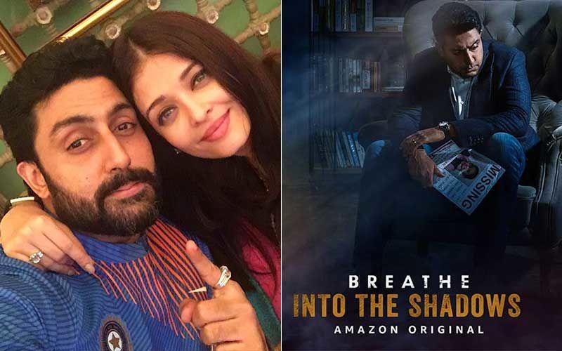 Breathe: Into The Shadows: Abhishek Bachchan Reveals Wifey Aishwarya Rai Bachchan's Emotional Reaction To The Trailer