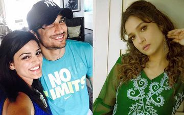 Sushant Singh Rajput's Ex-GF Ankita Lokhande Prays For A Positive Outcome At Supreme Court; Reacts To Late Actor's Sister's Tweet