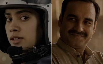 Gunjan Saxena: The Kargil Girl Twitter Reaction: Janhvi Kapoor's Film Gets A Thumbs Up; Fans Sing Praises Of Pankaj Tripathi's Performance