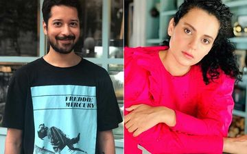Udaan Actor Rajat Barmecha Reacts To Kangana Ranaut's 'B Grade Actress' Remark On Taapsee Pannu; Says It Was Not 'Cool'
