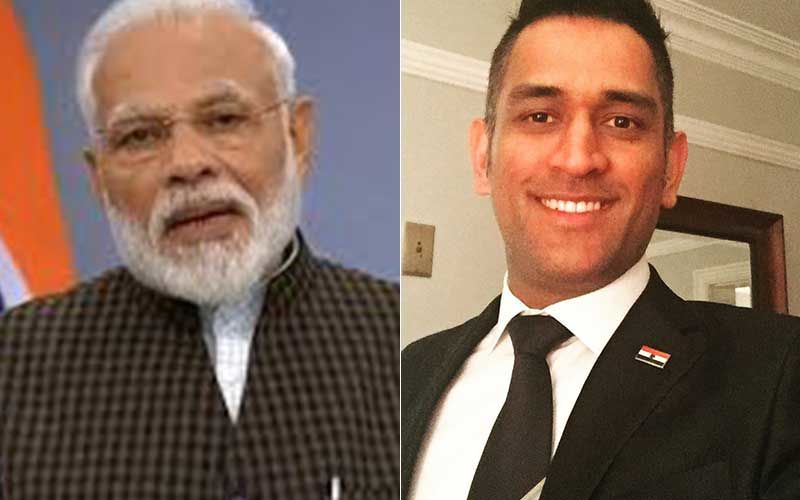 PM Modi Writes A 2 Page Heartfelt Letter To Ms Dhoni On His Retirement; Former Skipper Takes To Twitter To Thank PM For Appreciation And Good Wishes