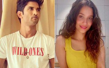 Sushant Singh Rajput's Former Ladylove Ankita Lokhande Reveals The Name Of The late Actor's Favourite Song-Deets INSIDE