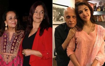 Pooja Bhatt And Soni Razdan Are Furious After Mahesh Bhatt-Rhea Chakraborty's WhatsApp Messages Leak Online; 'Get These Messages From Him Everyday'