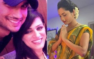 Late Sushant Singh Rajput's Sister Shweta And Former Ladylove Ankita Lokhande Pray To God; Chant Gayatri Mantra As CBI Team Continues Investigation