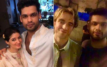 Twinkle Khanna's Cousin Karan Kapadia Shares A Unseen Pic With Robert Pattinson; Sings Praises Of The Batman Teaser