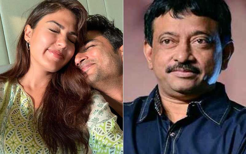 Sushant Singh Rajput Death: Ram Gopal Varma Slams Media Trial Of Rhea Chakraborty; Feels Actress Is Portrayed As A 'Witch Or Murderer'