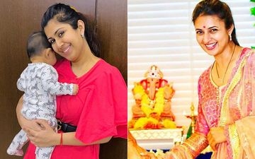 Karan Patel's Wife Ankita Bhargava Wishes For Divyanka Tripathi To Have A Baby By Next Ganesh Chaturthi